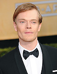 Alfie Allen attends The 20th SAG Awards held at The Shrine Auditorium in Los Angeles, California on January 18,2014                                                                               © 2014 Hollywood Press Agency