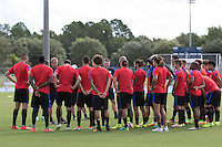 USMNT Training, August 30, 2016
