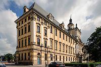 Universität in Wroclaw (Breslau), Woiwodschaft Niederschlesien (Województwo dolnośląskie), Polen, Europa<br /> University  in Wroclaw,  Poland, Europe