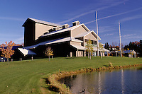 Springfield Center, New York, NY, Glimmerglass Opera at the Alice Bush Opera Theater in the fall.