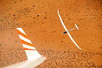 Ventus 3 in der Kalaharie: NAMIBIA, AFRIKA, 20.11.2019: Ventus 3 in der Kalaharie