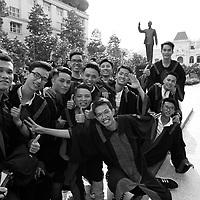Graduation, Ho Chi Minh City, 2019