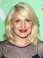 """NORTH HOLLYWOOD, CA, USA - APRIL 29: Annaleigh Ashford at Showtime's """"Masters Of Sex"""" Special Screening And Panel Discussion held at the Leonard H. Goldenson Theatre on April 29, 2014 in North Hollywood, California, United States. (Photo by Celebrity Monitor)"""
