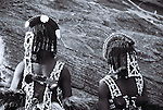 The Dogon people of Mali are renowned for their traditional masked dances which honour the death of an elder community member. The full three day ritual is performed  less often nowadays due to the great expense, but abbreviated dances are performed for foreign visitors.