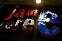 Spanien, Barcelona, Jazzclub Jamboree Placa Reial 17