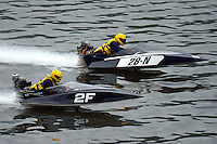 2-F and 28-N  (Outboard Runabout)
