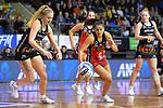 NELSON, NEW ZEALAND - Premiership Netball: Tactix v Magic, Monday 21th June 2021. Trafalgar Centre, Nelson, New Zealand. (Photos by Barry Whitnall/Shuttersport Limited)
