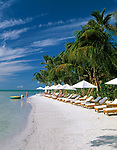 USA, Florida, Big Pine Key: Beach at Little Palm Island | USA, Florida, Big Pine Key: Beach at Little Palm Island
