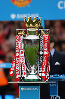 Pictured: Premier League cup.<br />