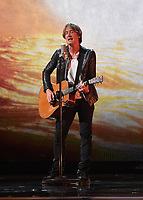 NASHVILLE, TN - NOVEMBER 13: Keith Urban performs on the 53rd Annual CMA Awards at the Bridgestone Arena on November 13, 2019 in Nashville, Tennessee. (Photo by Frank Micelotta/PictureGroup)