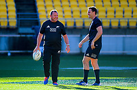 190726 Rugby Championship - All Blacks Captain's Run