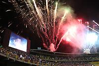 BOGOTÁ - COLOMBIA, 11-01-2019:Inauguracion Torneo Fox Sports en el estadio Nemesio Camacho El Campín de la ciudad de Bogotá. /Inauguration Fox Sport Tournament 2019 at the Nemesio Camacho El Campin Stadium in Bogota city. Photo: VizzorImage / Felipe Caicedo / Staff.