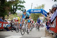 Junior Women Road Race<br /> UCI Road World Championships Richmond 2015 / USA