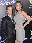 Clare Grant and Seth Green at The Paramount Pictures L.A. Premiere of FOOTLOOSE held at The Regency Village Theater in Westwood, California on October 03,2011                                                                               © 2011 Hollywood Press Agency