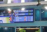 SPEEDSKATING: HEERENVEEN: 10-01- 2020, IJsstadion Thialf, European Championship distances, Team Sprint Ladies, Result, ©foto Martin de Jong