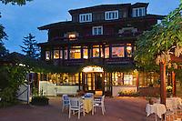 Europe/France/Rhône-Alpes/74/Haute Savoie/ Evian: Hôtel-Restaurant : La Verniaz,