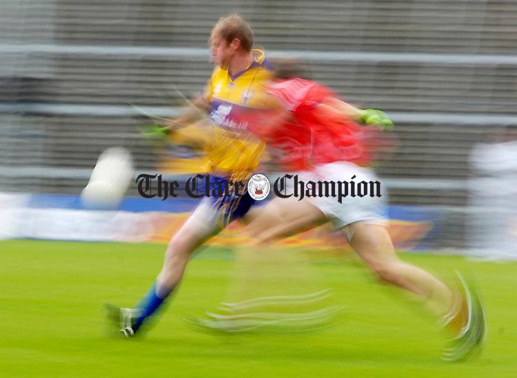 Junior FB Clare v Cork