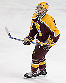 Chris Harrington - The University of Minnesota Golden Gophers defeated the University of North Dakota Fighting Sioux 4-3 on Friday, December 9, 2005, at Ralph Engelstad Arena in Grand Forks, North Dakota.