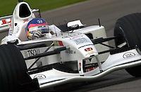 Jacques Villeneuve (#10 BAR)