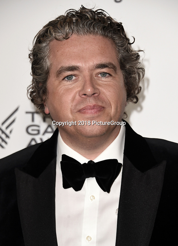 LOS ANGELES - DECEMBER 6:  Lorne Balfe attends the 2018 Game Awards at the Microsoft Theater on December 6, 2018 in Los Angeles, California. (Photo by Scott Kirkland/PictureGroup)