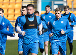 St Johnstone Training…04.04.17<br />