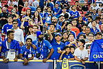 Chelsea FC soccer fans during the International Champions Cup 2017 match between FC Internazionale and Chelsea FC on July 29, 2017 in Singapore. Photo by Weixiang Lim / Power Sport Images