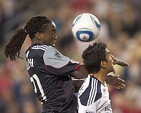 New England Revolution vs Los Angeles Galaxy May 28 2011
