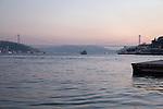 View Of Fati Memmet Corsu Bridge From Yenikoy Port