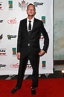 LOS ANGELES, CA, USA - OCTOBER 26: Chris Kane arrives at An Evening Of Art With Billy Morrison And Joey Feldman Benefiting The Rock Against MS Foundation held at Village Studios on October 26, 2014 in Los Angeles, California. (Photo by David Acosta/Celebrity Monitor)