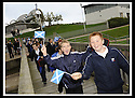 22/09/2008  Copyright Pic: James Stewart.File Name : 14_mod_march.MOD 2008 :: FORT WILLIAM TO FALKIRK WALK.PRIMARY SCHOOL PUPILS START THEIR MARCH FROM THE FALKIRK WHEEL TO THE MUNICIPAL BUILDINGS.James Stewart Photo Agency 19 Carronlea Drive, Falkirk. FK2 8DN      Vat Reg No. 607 6932 25.Studio      : +44 (0)1324 611191 .Mobile      : +44 (0)7721 416997.E-mail  :  jim@jspa.co.uk.If you require further information then contact Jim Stewart on any of the numbers above........