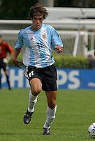 Federico Inzœa, Argentina vs. USA, Miami, Fla.