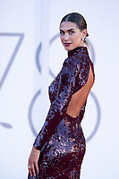 Melissa Satta attending the America Latina Premiere as part of the 78th Venice International Film Festival in Venice, Italy on September 09, 2021. <br /> CAP/MPI/IS/PAC<br /> ©PAP/IS/MPI/Capital Pictures