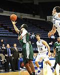 Tulane defeats UNO 57-53 at Lakefront Arena.