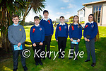 Former students from Scoil Naomh Iosef, BouleenshereNational School,Ballyheigue received their confirmation in St Mary's Church Ballyheigue on Friday. L to r: George Keane, Kallum Hussey, Shane O'Sullivan, Luke Boyle, Céide Hussey and Amy Bradley.
