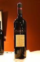 Marichal Reserve Collection Pinot Noir Tannat 2003 vinedo Etchevarria Canelones. Montevideo, Uruguay, South America Uruguay wine production institute Instituto Nacional de Vitivinicultura INAVI