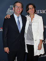 Washington D.C., USA - MAY 02: Jay Carney, Claire Shipman at The Hill and Entertainment Tonight Celebrate The White House Correspondents' Dinner Weekend held at the Embassy of Canada on May 2, 2014 in Washington D.C., United States. (Photo by Xavier Collin/Celebrity Monitor)