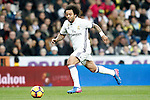 Real Madrid's Marcelo Vieira during La Liga match. March 1,2017. (ALTERPHOTOS/Acero)