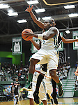 Tulane defeats University of Nebraska-Omaha, 76-52, in men's basketball at Devlin Fieldhouse.
