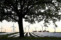 GERMANY, MV, Plauerhagen, windfarm / DEUTSCHLAND, Plauerhagen, Windpark des kommunalen Energieversorger MVV