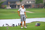 McKinney, Texas, April 28: Southland Conference Men's Golf Championship on April 28, 2021 at Stonebridge Country Club, Dye Course in McKinney, Texas. Photo:Rick Yeatts Photography/ Rick Yeatts