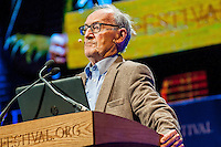 Wednesday  01 June 2016<br /> Pictured: Historian Thomas Packenham <br /> Re: The 2016 Hay festival take place at Hay on Wye, Powys, Wales