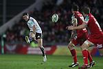 Ronan O'Gara..Heineken Cup.Scarlets v Munster.Parc y Scarlets.10.12.11.©Steve Pope