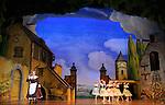 LA FILLE MAL GARDEE....Choregraphie : ASHTON Frederick..Compositeur : HEROLD Louis joseph Ferdinand..Compagnie : Ballet de l Opera National de Paris..Orchestre : Orchestre de l Opera National de Paris..Decor : LANCASTER Osbert..Lumiere : THOMSON George..Costumes : LANCASTER Osbert..Avec :..OULD BRAHAM Myriam..PHAVORIN Stephane..BANCE Caroline..WIART Geraldine..VILLAGRASSA Karine..ARNAUD Anemone..DJINIADHIS Noemie..DURSORT Peggy..RAUX Ninon..VAUTHIER Gwenaelle..Lieu : Opera Garnier..Ville : Paris..Le : 26 06 2009..© Laurent PAILLIER / www.photosdedanse.com..All rights reserved