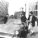 KINKS 1966 Dave Davies, Mick Avory, Ray Davies and Pete Quaife..© Chris Walter..