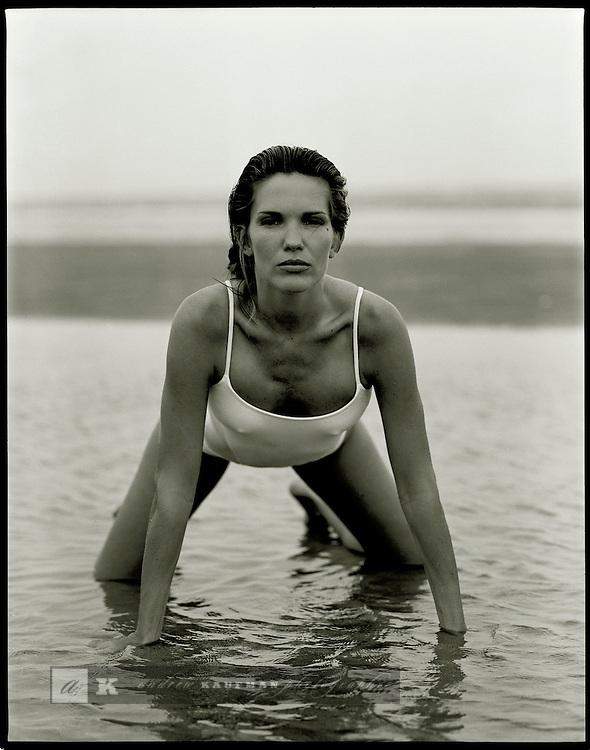 Fashion Model South Beach.