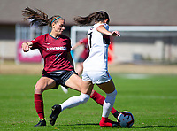 Georgia Bulldogs vs Arkansas Razorback Women's Soccer -   Tori Cannata (3)<br />