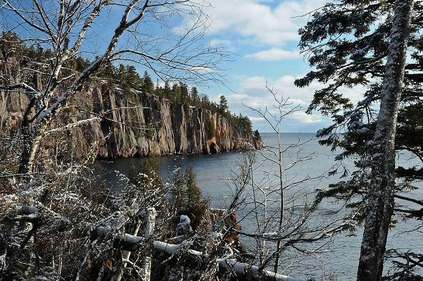 Shovel Point, Tettegouche State park Minnesota