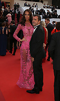 JADE ET ARNAUD LAGARDERE<br /> The Beguiled' Red Carpet Arrivals - The 70th Annual Cannes Film Festival<br /> CANNES, FRANCE - MAY 24 attends the 'The Beguiled' screening during the 70th annual Cannes Film Festival at Palais des Festivals on May 24, 2017 in Cannes, France