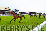 Action from Tuesday's Listowel Racing Festival meeting