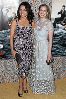 """HOLLYWOOD, LOS ANGELES, CA, USA - MARCH 24: Julia Louis-Dreyfus, Anna Chlumsky at the Los Angeles Premiere Of HBO's """"Veep"""" 3rd Season held at Paramount Studios on March 24, 2014 in Hollywood, Los Angeles, California, United States. (Photo by Xavier Collin/Celebrity Monitor)"""